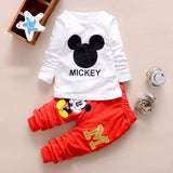 DRESSINGLIKE Hot Sale 2019 Autumn Baby Girls Boys  Cotton Suits Coat+T Shirt+Pants