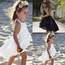 Load image into Gallery viewer, Summer  Sundress Children Clothing Set Casual dress