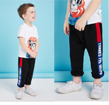 2019 hot sale children harem pants trousers kids child pants