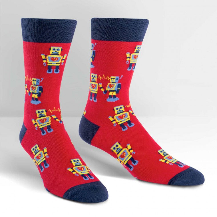 CALCETINES-ROBOT-THE-SOCKS-CLOSET