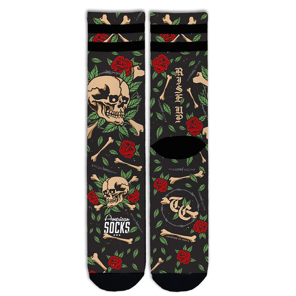 Calcetines Rise Up - The Socks Closet - American Socks