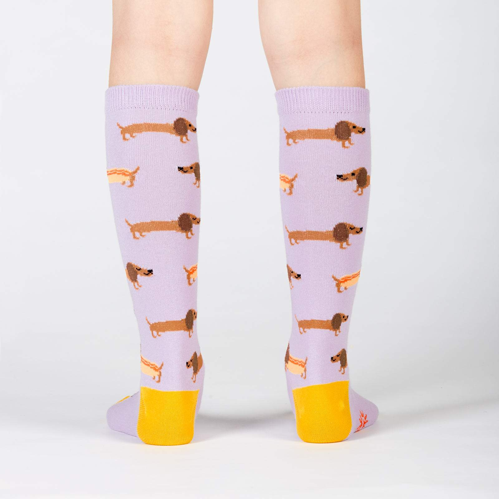 Calcetines-Hot-Dogs-Kids