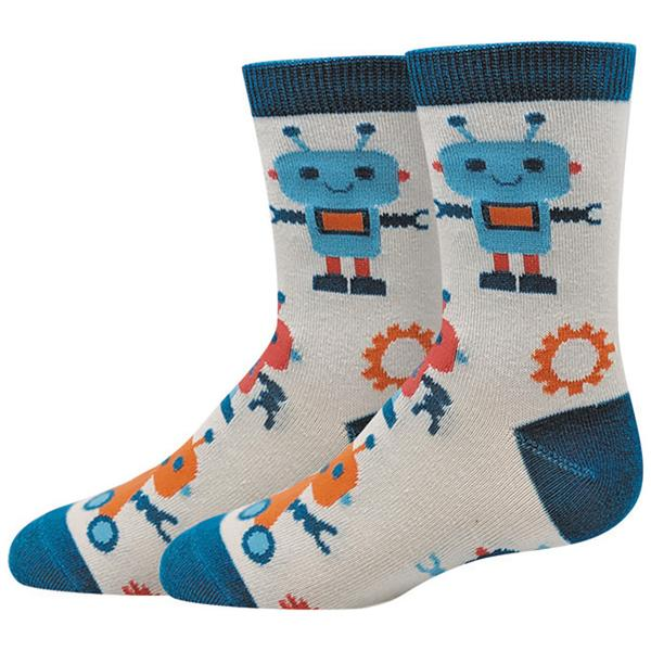 the-socks-closet-calcetines-robot