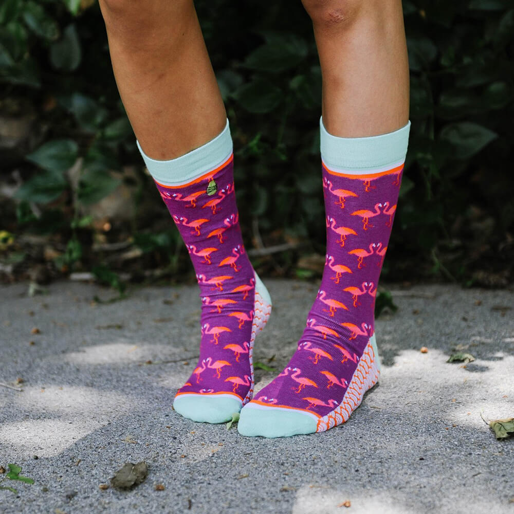 Calcetines mujer diseño Dirty Flaming I The Socks Closet