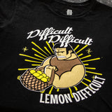 Lemon Difficult Unisex Tee
