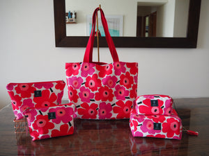 Crazy for daisy (red)