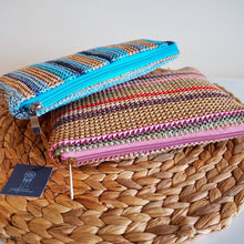 Weave pouch