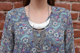 Athens Necklace - Silver