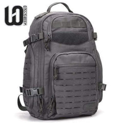1000D Laser Cutting Molle Outdoor Tactical Backpack with FREE WOD Obsessed patch