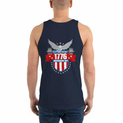 2019 WOD Obsessed 1776 4th of July Classic tank top (unisex) - wodobsessed.com