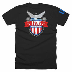 2019 WOD Obsessed 1776 4th of July T-Shirt