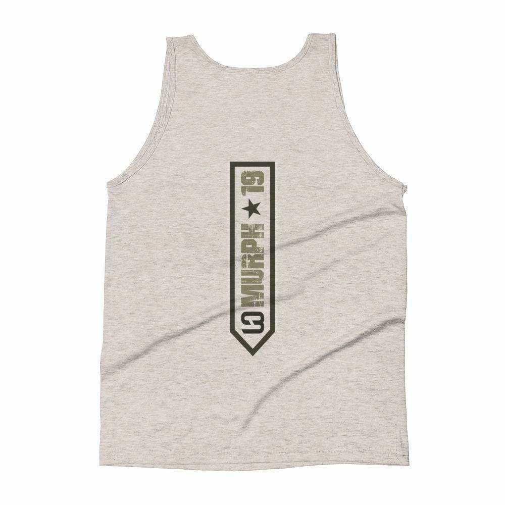 2019 WOD OBSESSED MEMORIAL DAY MURPH Women's Tank Top - wodobsessed.com