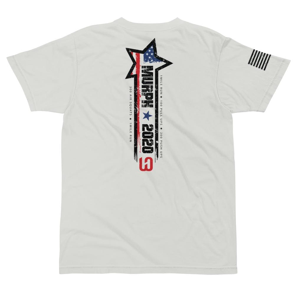 2020 WOD Obsessed Memorial Day Murph Challenge T-Shirt - wodobsessed.com