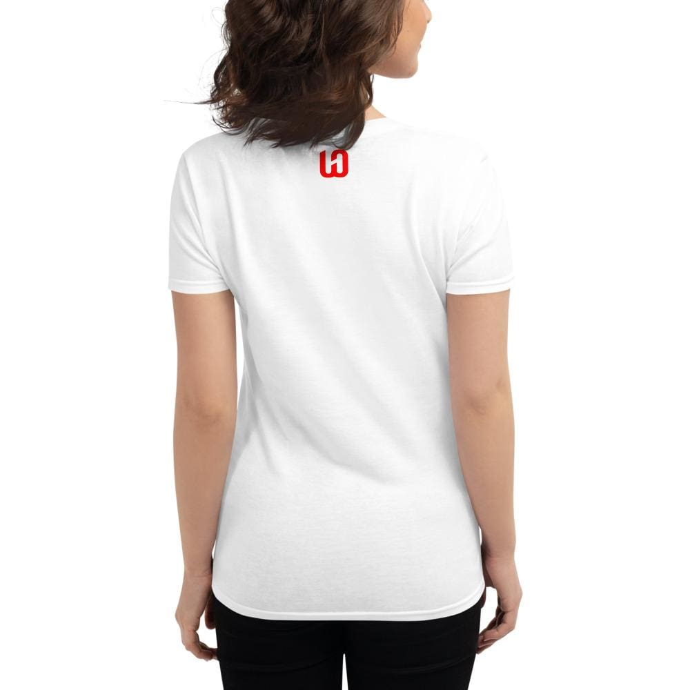 WOD Obsessed Insane Workouts Women's short sleeve t-shirt - wodobsessed.com