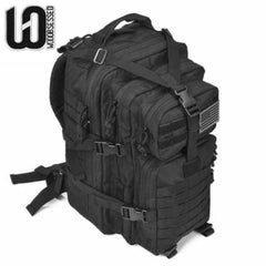 Rover Rucksack With FREE tactical USA flag & WOD Obsessed patches