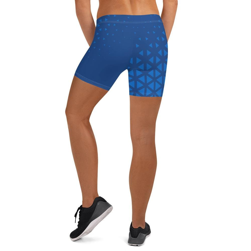 WOD Obsessed Angle Women's Shorts - wodobsessed.com