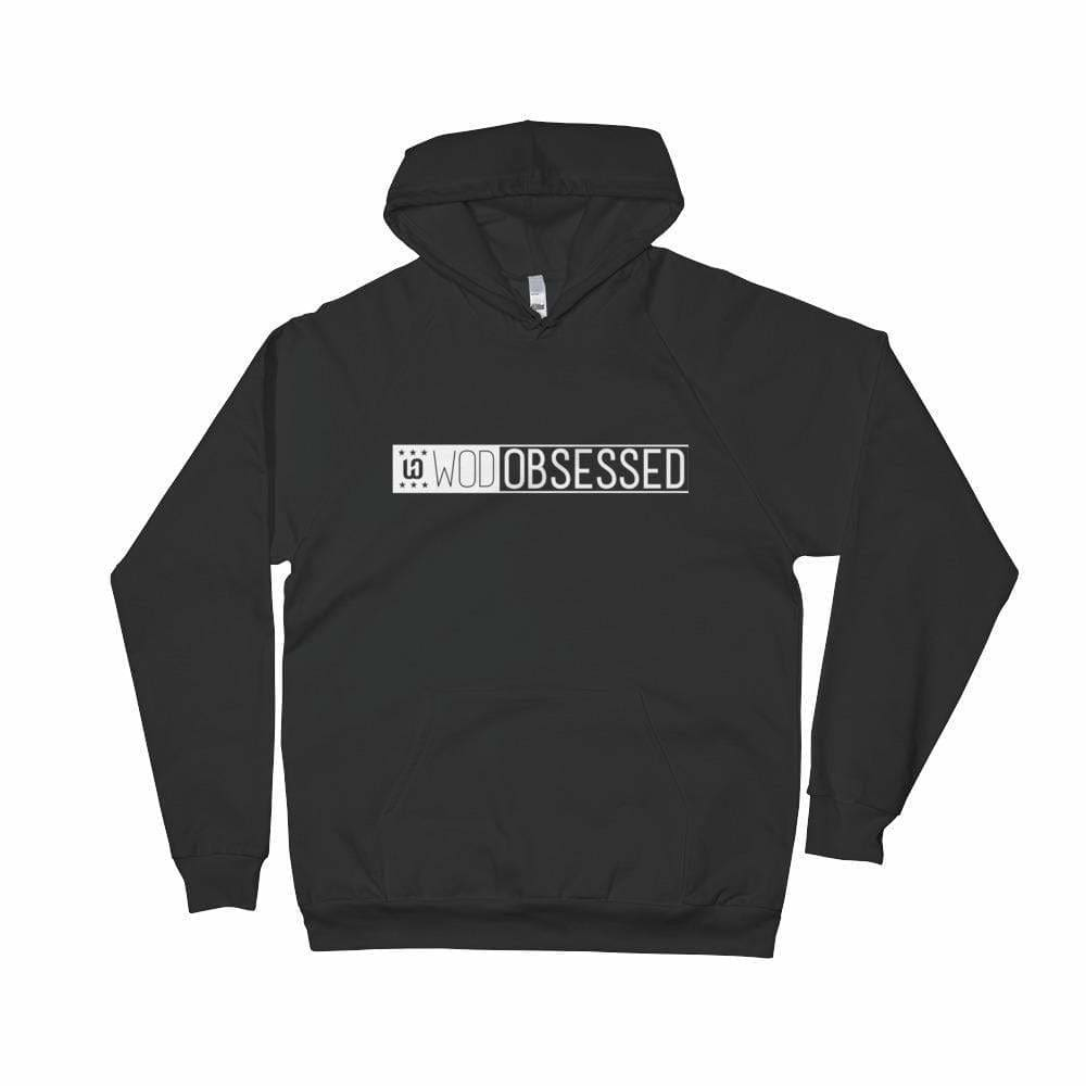 WOD Obsessed Fleece Hoodie - wodobsessed.com