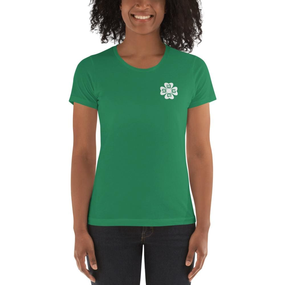 WOD Obsessed Lucky Lifting Women's t-shirt - wodobsessed.com