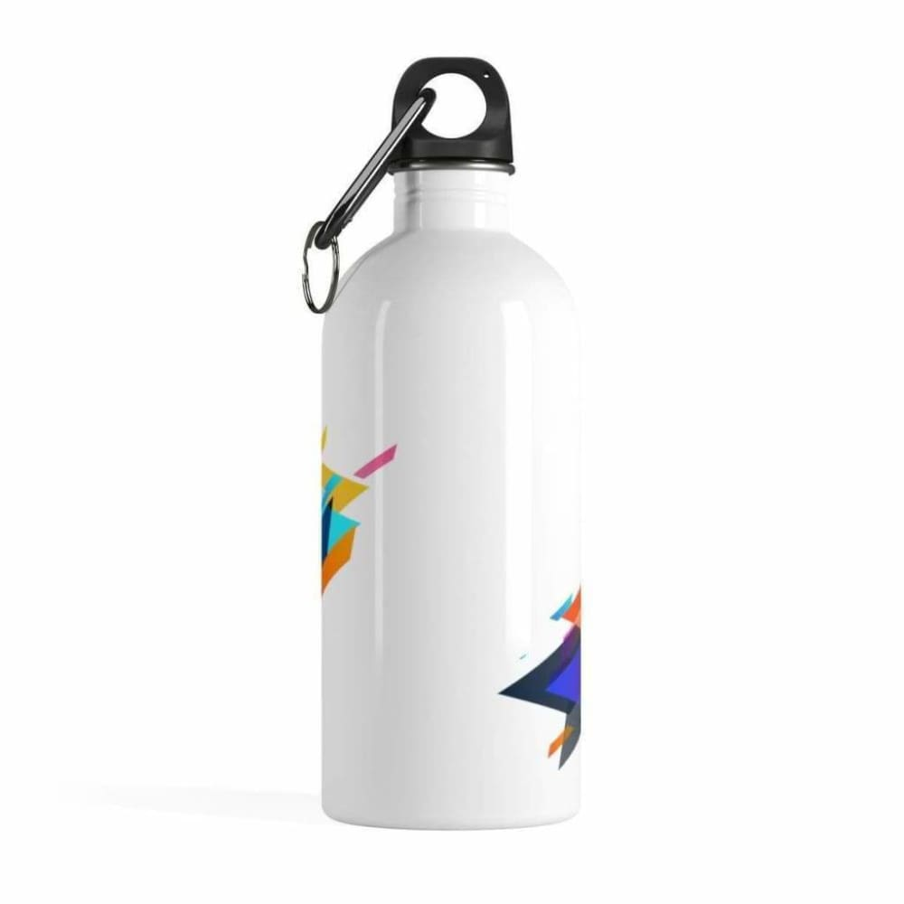 WOD Obsessed Stainless Steel Water Bottle - wodobsessed.com