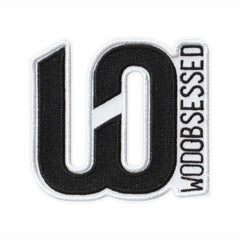 WOD Obsessed Velcro Patch