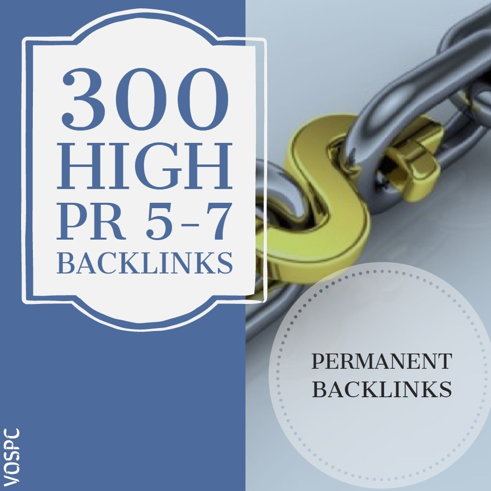 High Quality SEO Backlinks