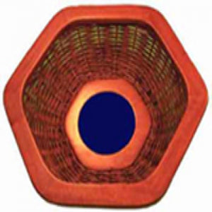 Offering Basket - Blue Insert