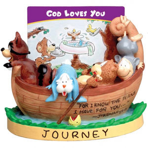 Scripture Teacher - Journey - Children. 20 Encouraging Bible Verses, Illustrations, 60 Page Mini-Book And 18In X 24In Poster