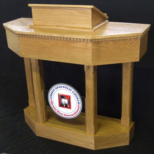 Sovereign Wooden Church And Conference Lectern