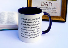 Load image into Gallery viewer, BEST DAD EVER MUG