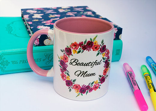 BEAUTIFUL MUM MUG
