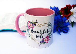 BEAUTIFUL WIFE  MUG