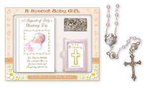 Baby Christening Gift Set - Girl