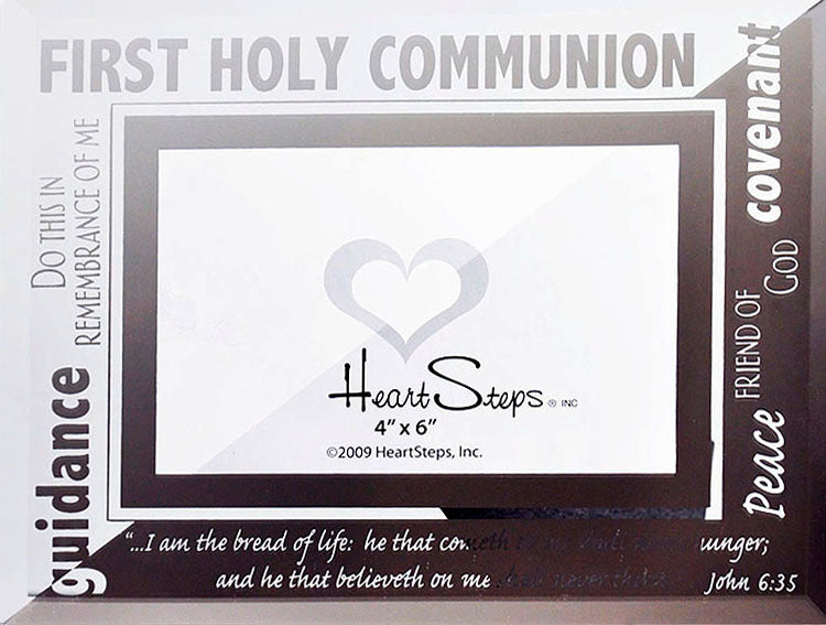 Frame  Glass  Holy Communion