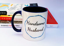 Load image into Gallery viewer, HANDSOME HUSBAND MUG