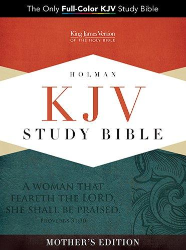 Holman Study Bible-KJV-Mother's