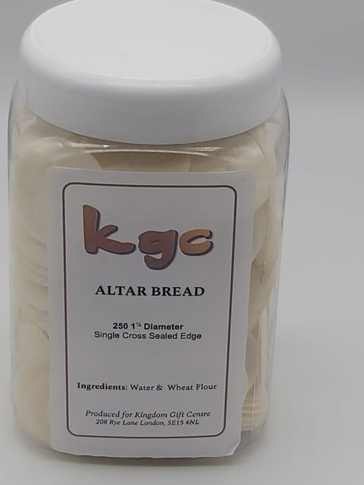 Altar Communion Bread /Wafer- 250 Pieces