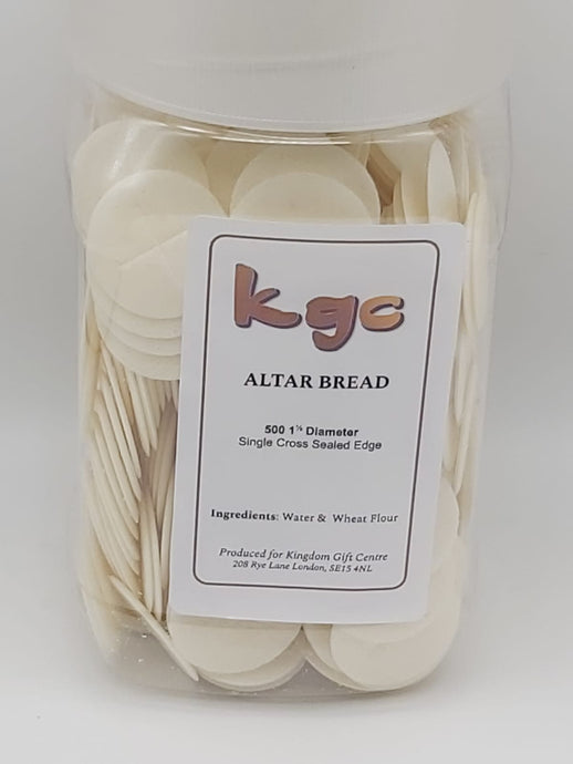 Altar Communion Bread /Wafer- 500 Pieces