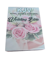 Load image into Gallery viewer, KJV WEDDING BIBLE
