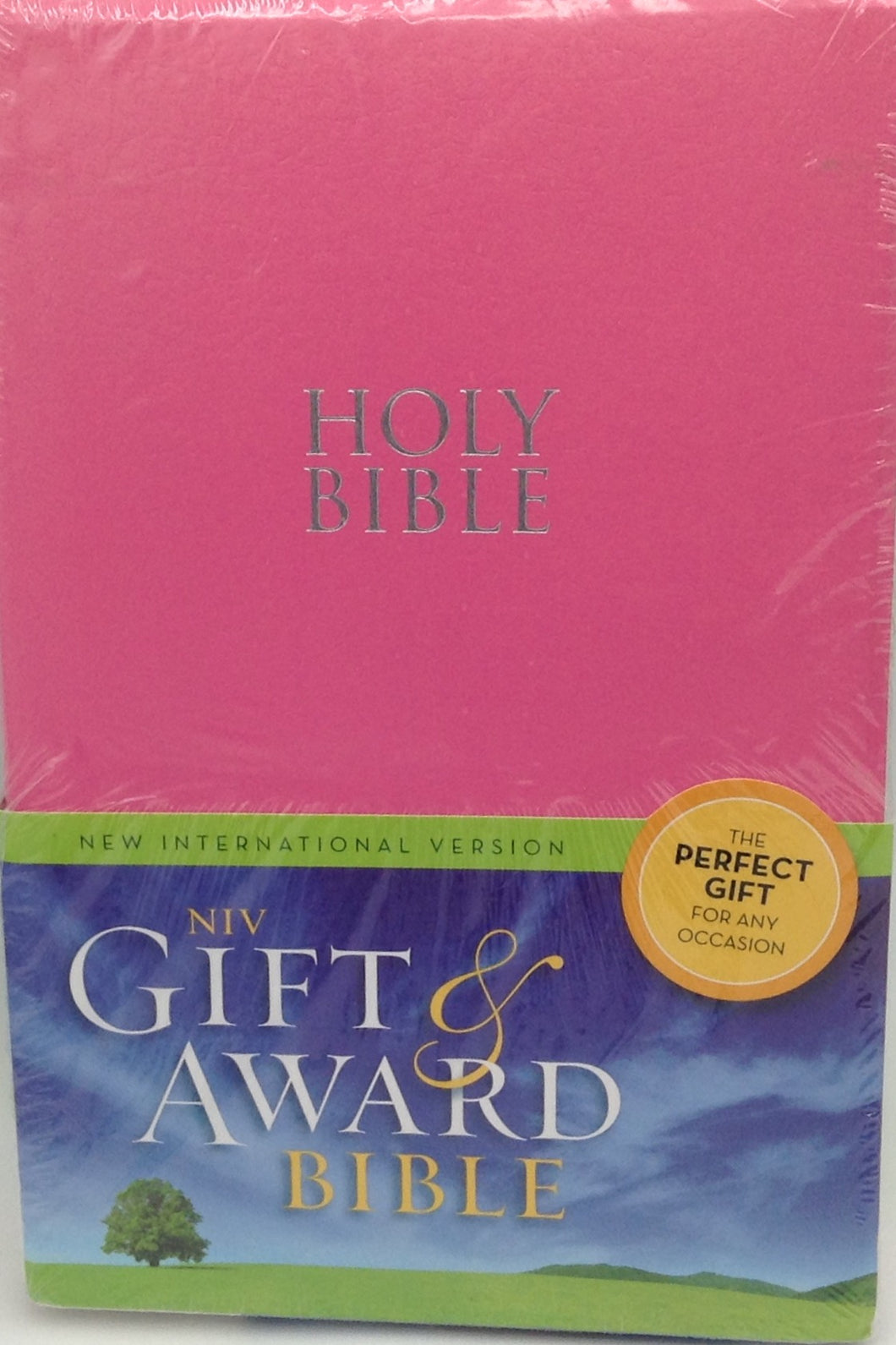 NIV  Gift and Award Bible Pink