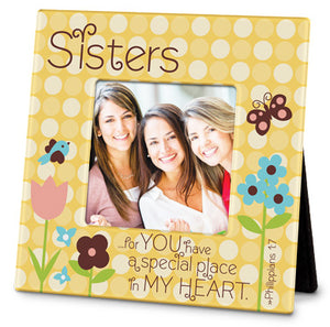 Sister Picture Frame