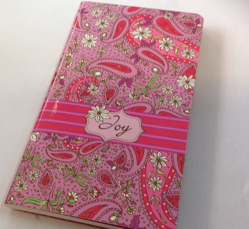 Small Note book/jotter  Joy