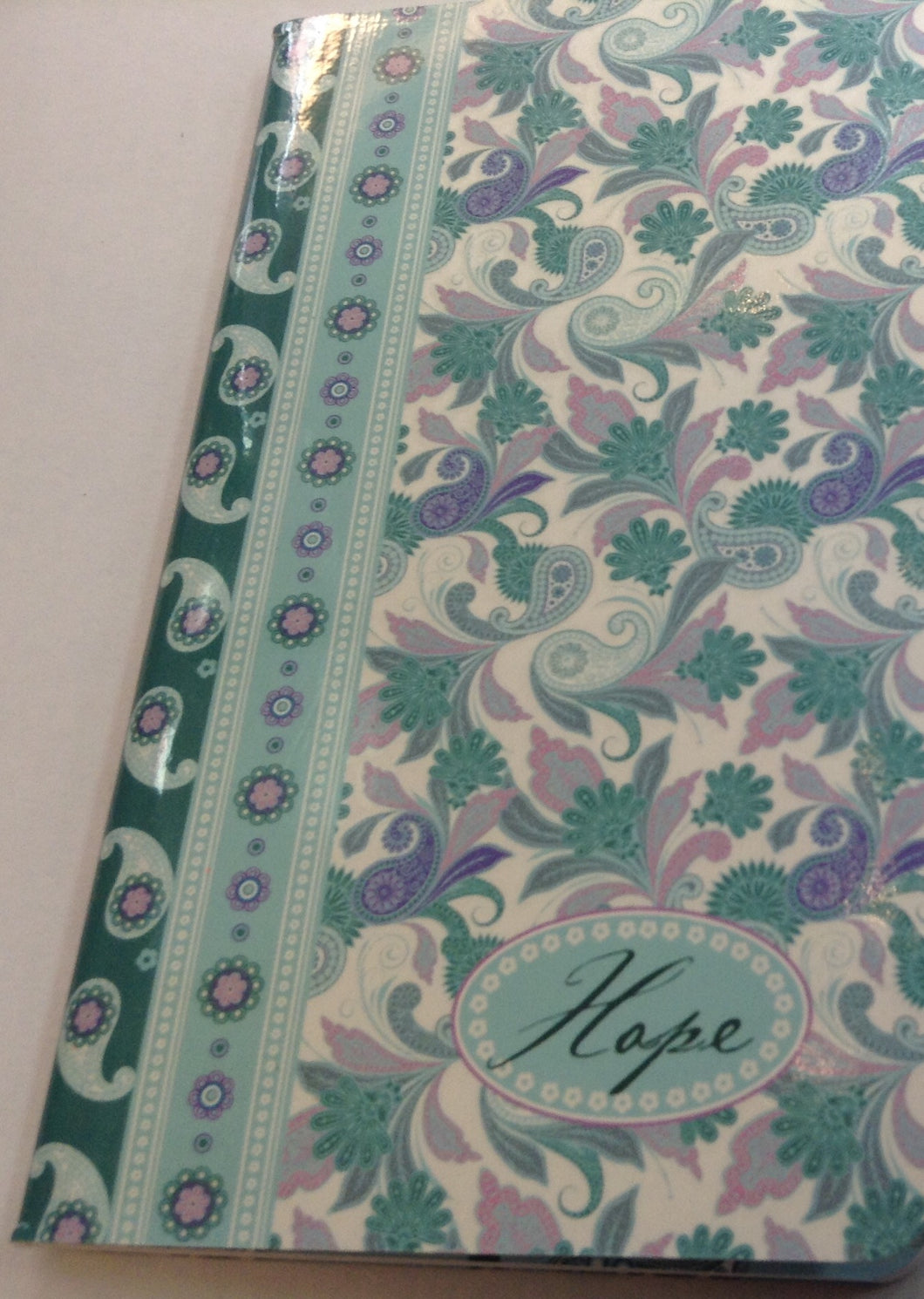 Small Notebook /jotter Hope