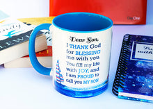Load image into Gallery viewer, DEAR SON MUG