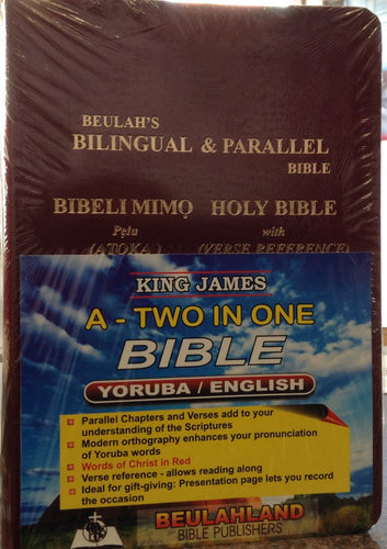 BIBELI MIMO AND HOLY BIBLE PARALLEL KJV INDEX