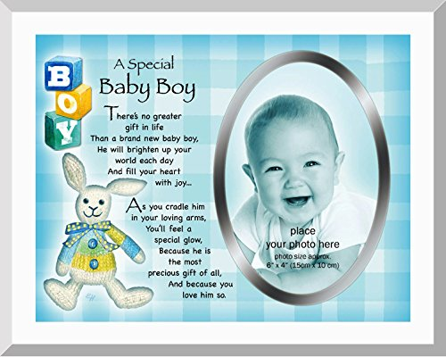 A SPECIAL BABY BOY PHOTO FRAME 4