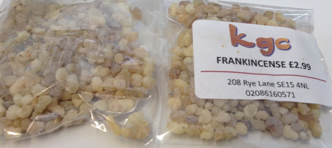 Frankincense  Incense Resin