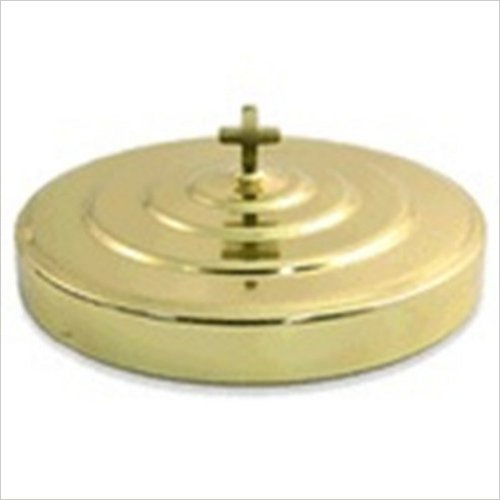 Communion Gold Brass tone cover