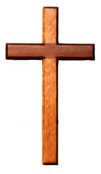 Hanging Cross - 12