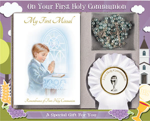 First Holy Communion Gift Set/Boy