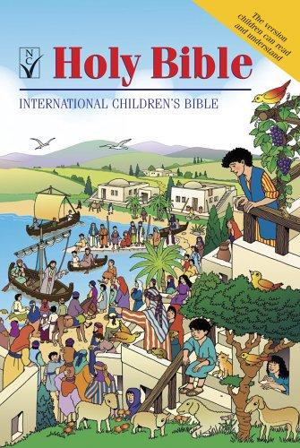 International Children's Bible: New Century Version